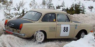 Rallybil säljes: VW 1600L-70