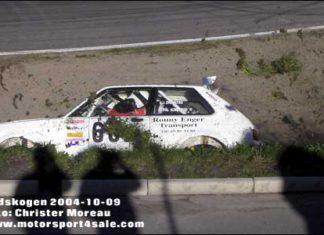 Rudskogen rallysprint 2004