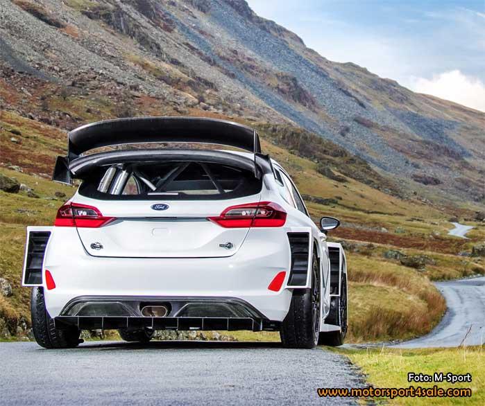 Nya Ford Fiesta WRC 2017