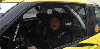Kristian Johansson siktar på SM-guld i ny bil