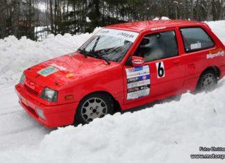 Säsongspremiär i Stugun för 30-års jubilerande 1300 Rallycup