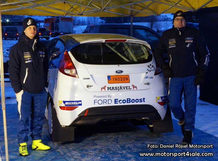Röjsel visade toppform i Norska Mästerskapet