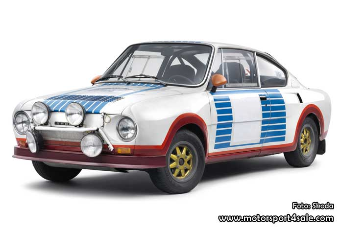 SKODA hyllar historien i årets rallypremiär – 40 år sedan legendariska segern i Monte Carlo
