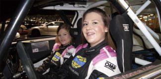 Team RallyJonna peggar upp inför SM-premiären