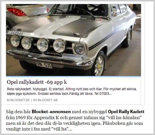 Motorbloggen