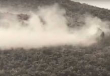 Latvala rullade sin nya WRC-Yaris på test