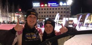 Efter segern i Finland så är Jonna redo för Östersund
