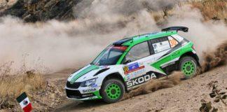 Sekundledning för Pontus Tidemand inför avgörandet i Rally Mexico