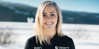 Mikaela Åhlin-Kottulinsky kör STCC i en Audi