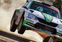 Tidemand laddar för stenhård fight i Rally Portugal