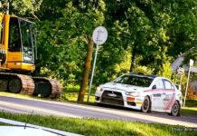 Jacob Janssons om topplaceringen i litauiska Rally Samsonas
