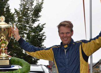 P-G Andersson gör SM-comeback i Kolsvarundan