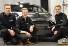 R-Sportr Sweden med Pontus Åhman och Jari Liiten