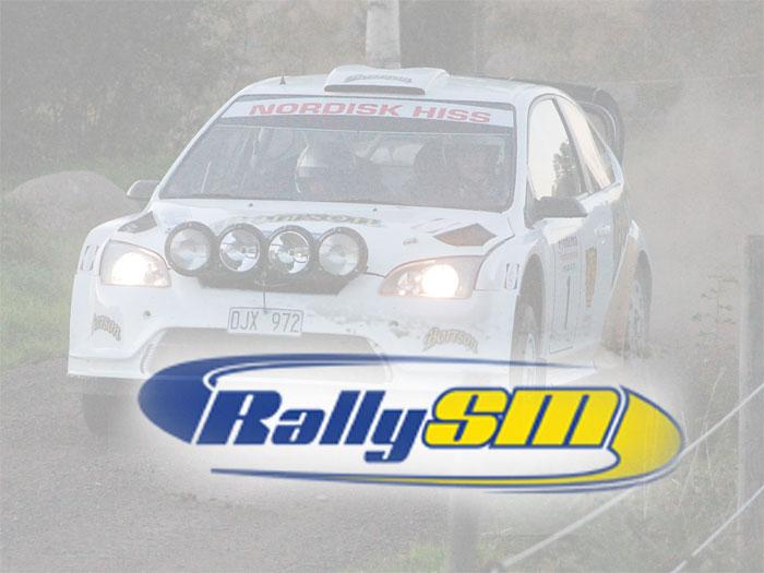 SBF om Rally-SM 2014