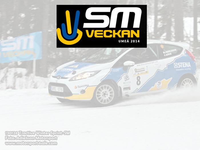 SM-veckan i Umeå 2014
