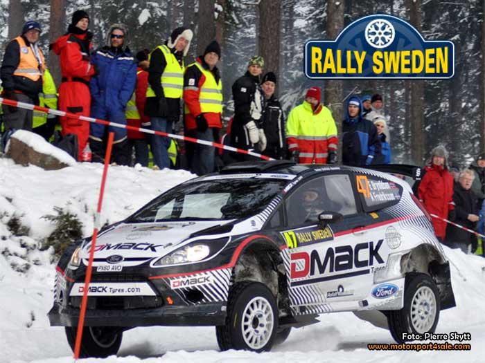 Svenska rallyts framtid