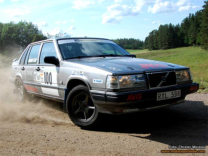 Originalrally Grupp F