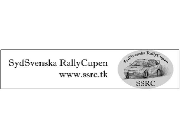 Sydsvenska Rallycupen 2014