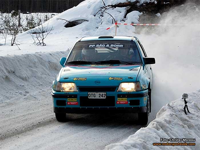 Bergslagens rallycup 2014