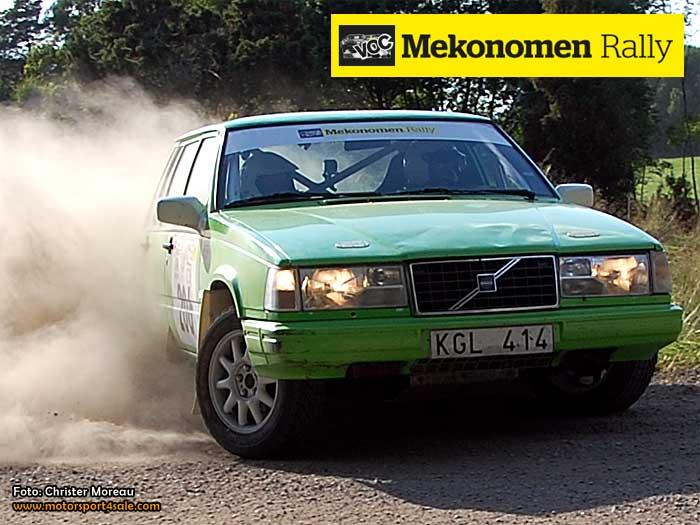 VOC Mekonomen Rally