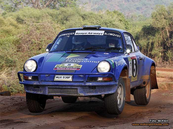 East African Safari Classic Rally 2014