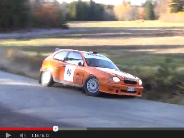 Rally Sigtuna 2013