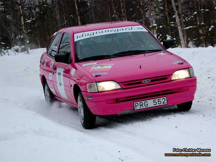 Bergslagens Rally Cup satsar på Ungdomar med låga startavgifter
