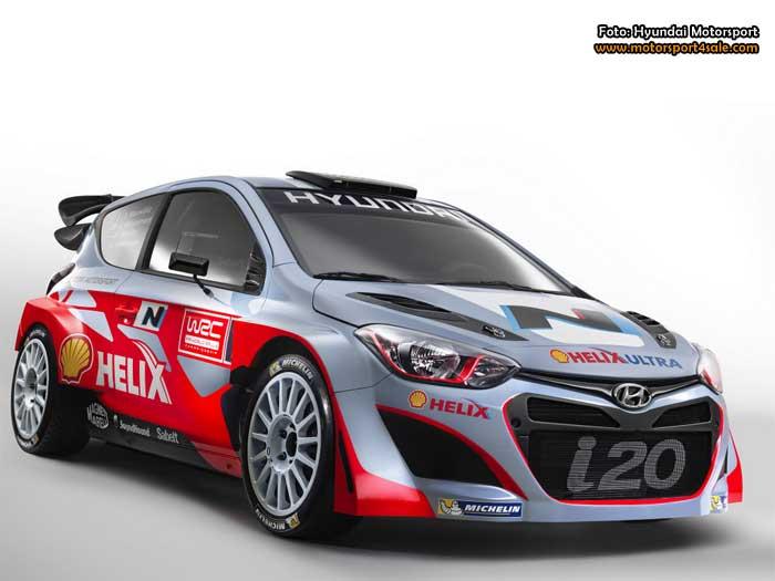 Hyundai Motorsport presenterar Atkinson och Sordo