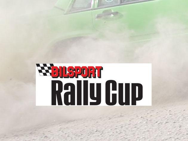 Åtta deltävlingar i årets Bilsport Rallycup