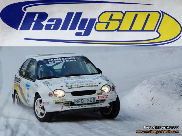Intervju med Mikael Lindh om Rally-SM