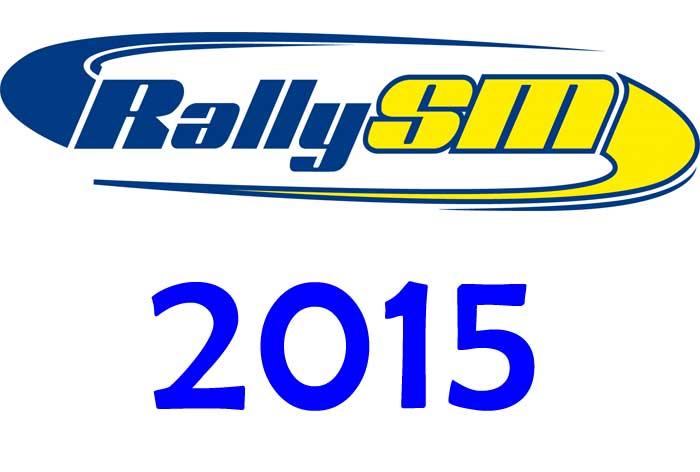 Kalendern för Rally-SM 2015