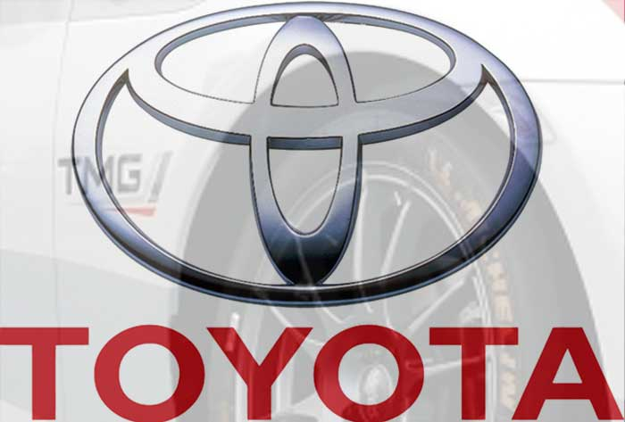 Toyota har kört första WRC-testet med sin Yaris