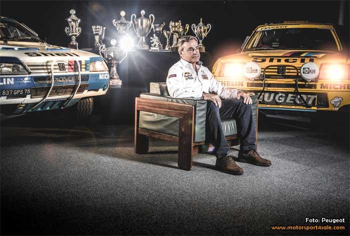 Peugeot gör comeback i Dakarrallyt 2015