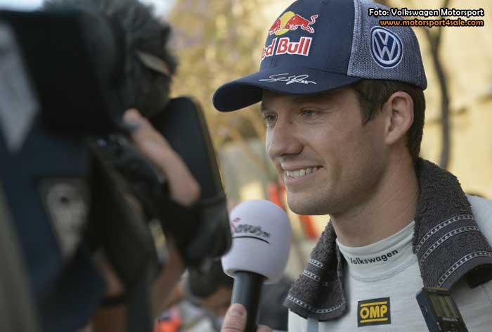 Volkswagen Motorsport inför Rally Portugal