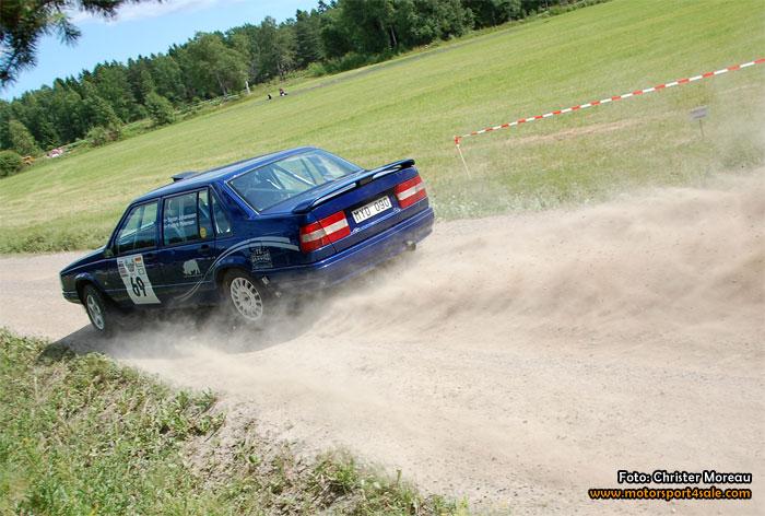 Premiären för Svenska Rallycupen närmar sig