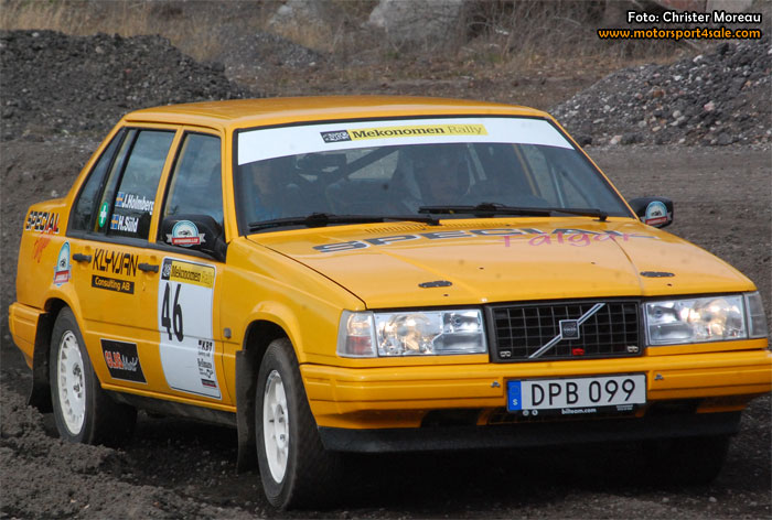 Laxårallyt ingår i VOC Mekonomen Rallys Sommarserie