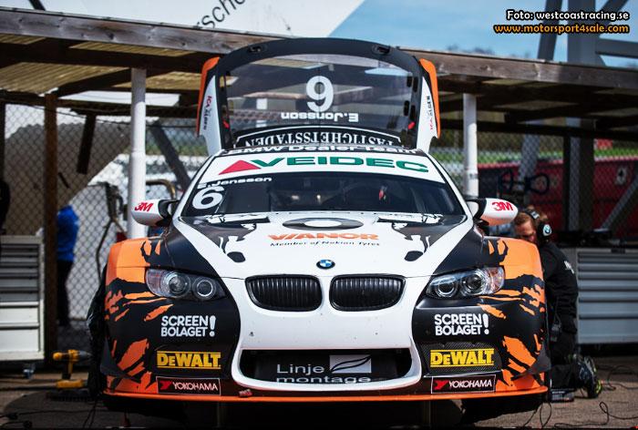 WestCoast Racing inför STCC-premiären
