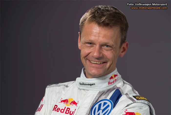 Ola Fløene tillbaka som codriver till Andreas Mikkelsen