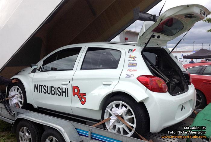 Mitsubishi R5