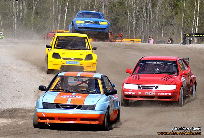 Många profiler till Kvällsrallycrossen i Strängnäs den 26 juni