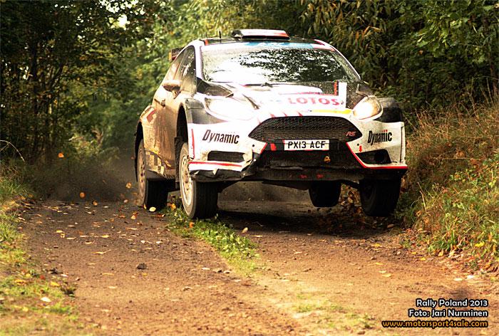 Rally Poland 2013