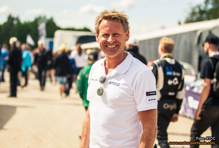 Jonas Lundin ny VD för STCC