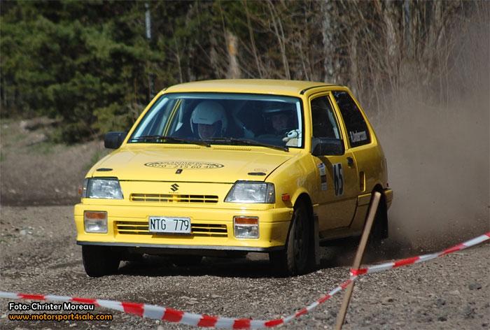 1300 Rallycup varvar upp inför Emiltrofén