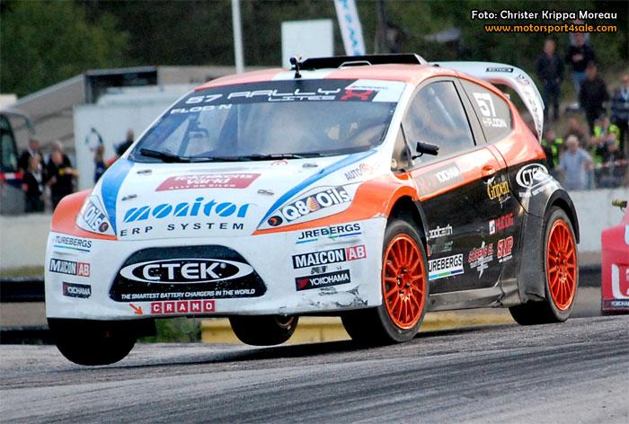 Patrik kör för SM-brons i finalen på Solvalla