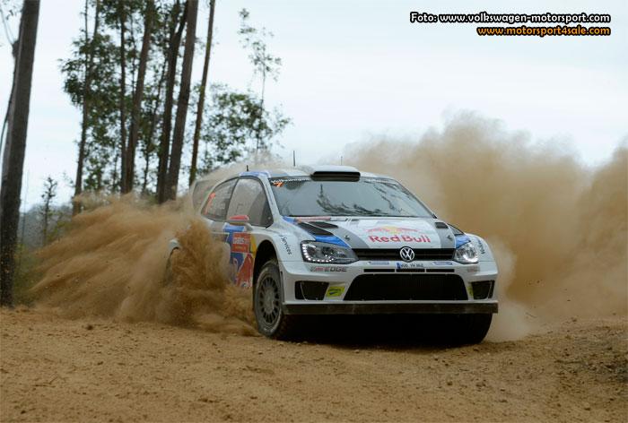 Volkswagen jagar VM-titeln i Australien