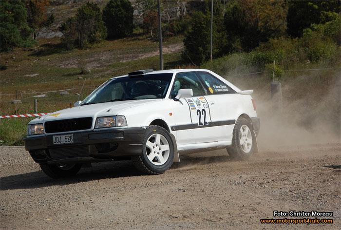Två deltävlingar återstår av 7-klubbars AutoExperten Rallycup