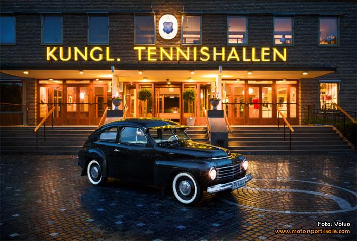 """Volvo PV444 – den """"lilla Volvon"""" blir 70 år"""