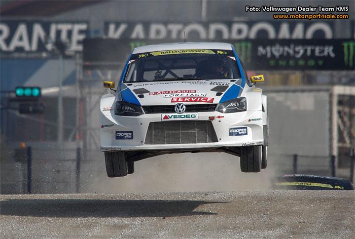 Lyckosam avslutning för Volkswagen Dealer Team KMS