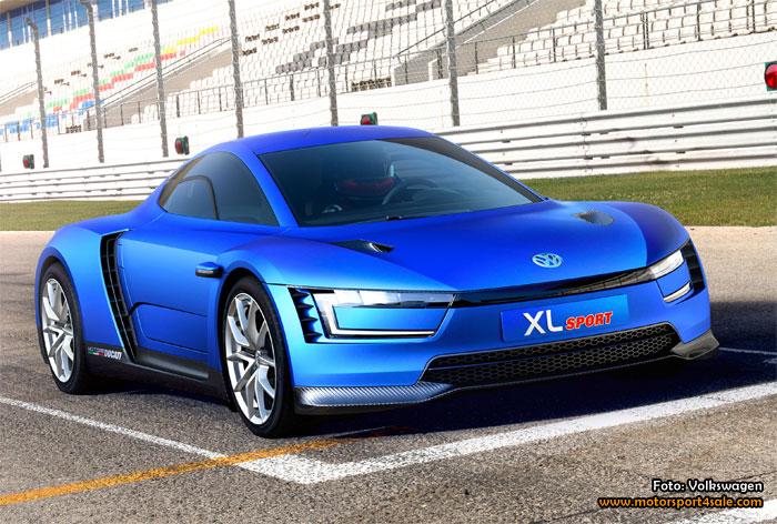 Volkswagen XL Sport med Ducati-motor