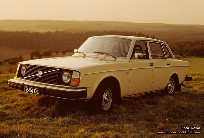Volvo 240 - en svensk ikon fyller 40 år